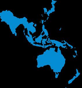 Asie (hors Chine)