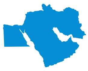 Proche et Moyen Orient