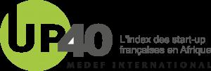 Index Up40 : les meilleures start-up françaises actives en Afrique
