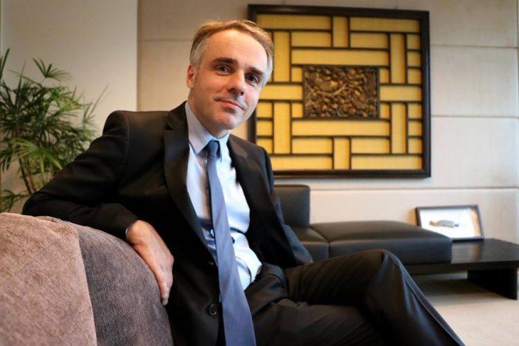 M. Benoît Guidée - directeur du bureau français de Taipei